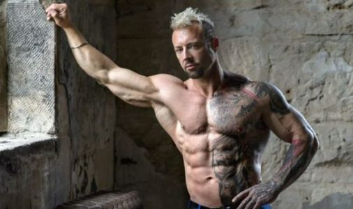 Superfit 47-year-old with body half his age says he 'thinks himself young'