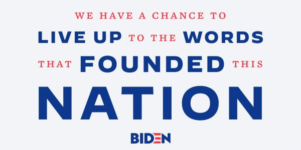 Biden campaign rolls out new fonts from typeface powerhouse Hoefler & Co