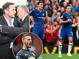 Lampard was thumped at Old Trafford in his first game. now, he can't afford another slip