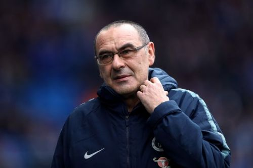 Maurizio Sarri has been set Champions League target by Juventus says club legend