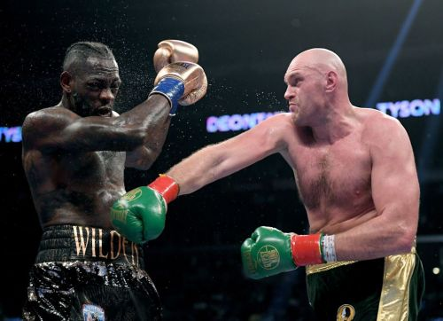 Tyson Fury sends message to Deontay Wilder over rematch negotiation struggles