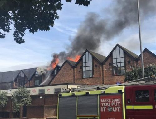 Walthamstow fire - 70 firefighters tackling huge blaze at The Mall shopping centre in east London