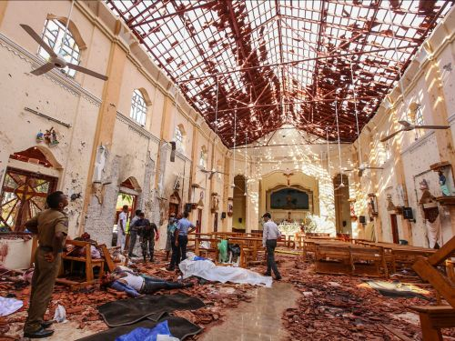 At least 2 Americans died in the Sri Lanka Easter Sunday bombings that claimed hundreds of lives