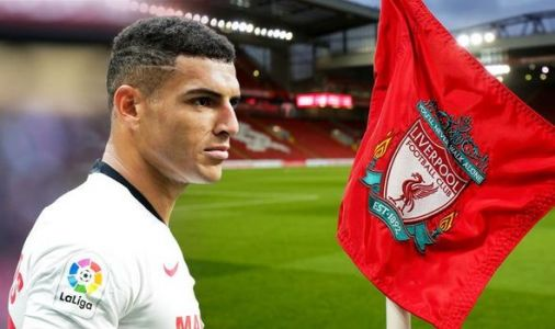 Liverpool target Diego Carlos makes 'much bigger club' admission about Sevilla transfer