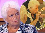 Pam St Clement reveals she faced 'a year from hell' following a painful leg injury