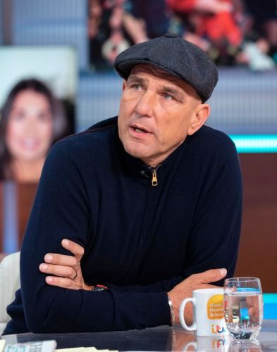 Vinnie Jones Labels Coleen Rooney And Rebekah Vardy An 'Embarrassment' After Breaking Down In First TV Interview Since Wife's Death
