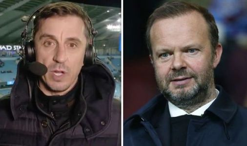 Gary Neville slams Man Utd fans but says they are right to be frustrated with Ed Woodward