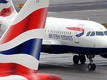 British Airways pilots reported smelling fumes in their cockpits five times in just seven weeks
