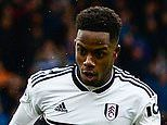 Tottenham close in on £25million deal for Fulham starlet Ryan Sessegnon