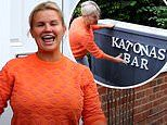 Inside Kerry Katona's new home with beau Ryan Mahoney