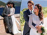 Rafael Nadal and Mery Perelló wedding: Dress seen for the first time
