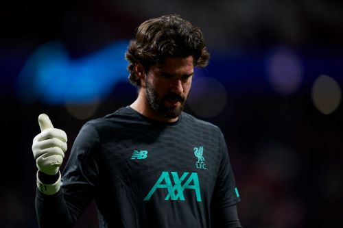 Liverpool goalkeeper Alisson Becker the 'best in the world by a country mile,' believes Andrew Robertson