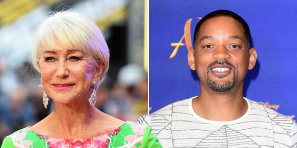 Dame Helen Mirren and Will Smith to read bedtime stories to fight homelessness worldwide