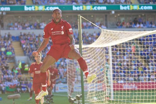 Jurgen Klopp reveals how Liverpool players choreographed Wijnaldum's goal