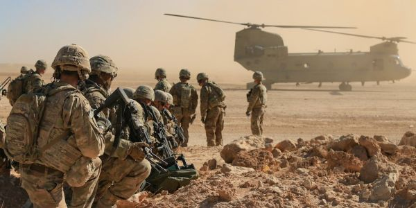 The US has blown past $6 trillion in 'war on terror' spending since 2001 - and its cost to taxpayers will keep climbing for decades, study says