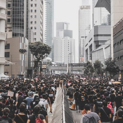 Hong Kong design events cancelled due to ongoing protests in the city