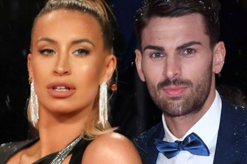 Ferne McCann spoken to by cops after 'hurling drink' at Adam Collard at NTAs