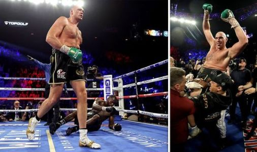 Tyson Fury compared to Muhammad Ali after stunning win over Deontay Wilder