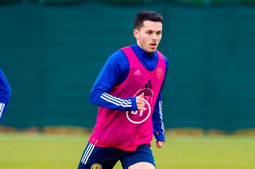 """St Mirren boss backs Celtic """"machine"""" Lewis Morgan to shine for Scotland after surprise call-up"""