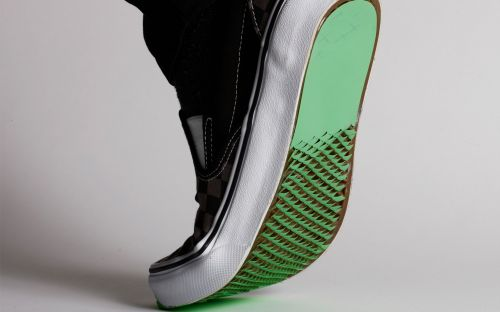 Ultra-grippy shoes created using form of origami by MIT researchers