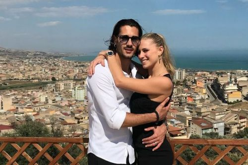 Strictly's Graziano Di Prima shares tribute to fiancée on cancelled wedding day
