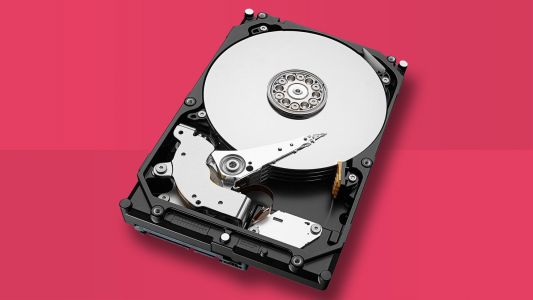 This is the cheapest hard disk drive per terabyte right now