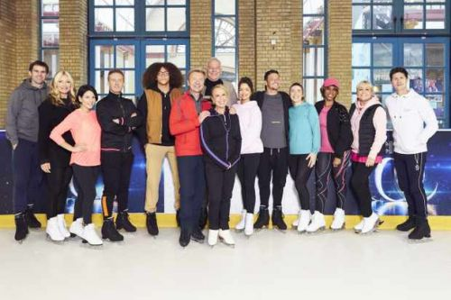 Dancing on Ice 2020 line up - meet the skating celebrities