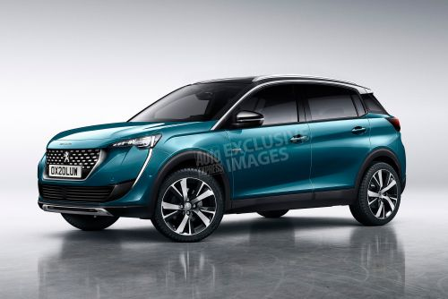 New 2019 Peugeot 2008 leads small SUV blitz