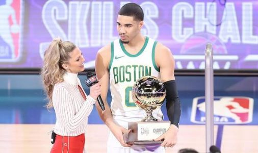 Jayson Tatum WINS 2019 NBA All Star Skills Challenge with unbelievable shot