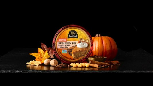 Not Even Houmous is Safe From the Pumpkin Scourge This Holiday Season