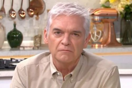 Phillip Schofield says he has been to 'dark and scary places' with mental health