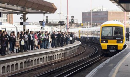 Travel chaos WARNING: Four MILLION trains rescheduled - timetable shake up to hit TOMORROW