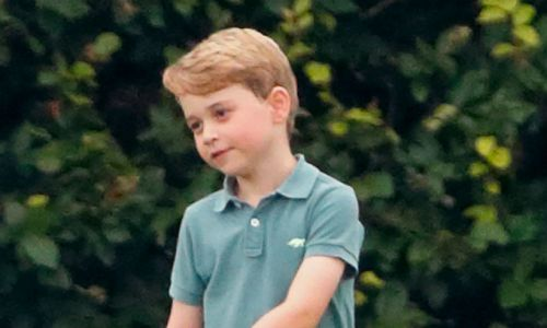 Royal fans will get to see Prince George next week - here's how