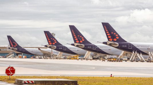 Brussels Airlines extends flight suspensions until mid-May