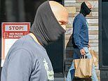 Sports legend looks totally unrecognisable wearing a face mask in Melbourne