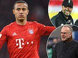 Liverpool target Thiago Alcantara wants to LEAVE Bayern Munich. and they will sell him this summer