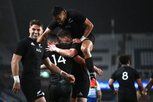 Data is rugby's new key to winning as New Zealand coach lifts lid on athlete evolution