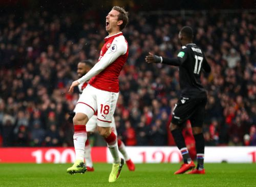 Arsenal's Nacho Monreal reportedly close to La Liga return