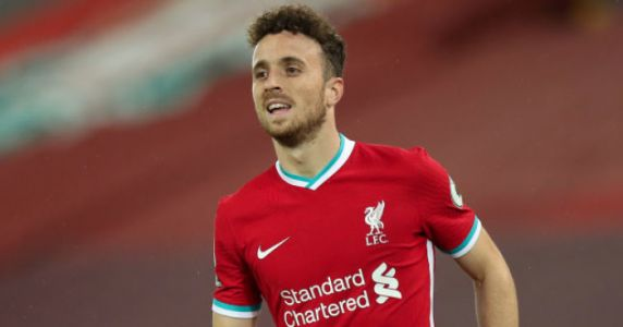 Klopp rates Jota's Liverpool cameo with honest '20 per cent' comment