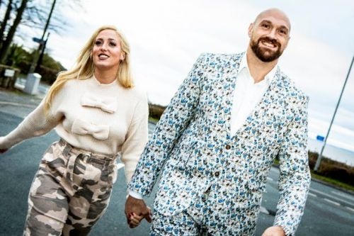 Tyson Fury bans wife Paris from Las Vegas mansion before Deontay Wilder fight