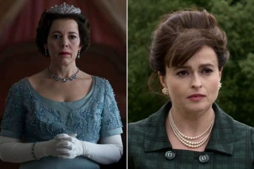 "Helena Bonham Carter: ""Princess Margaret is a great licence to behave pretty badly"""