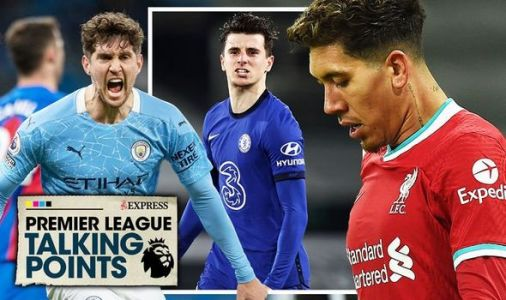 Premier League talking points: Firmino Liverpool struggles, Mount flourishing, Kane hunger