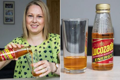 Mum finds 26-year-old bottle of Lucozade and decides to drink it