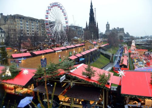 Why we need to embrace Edinburgh's Christmas, not fight it - Roddy Smith