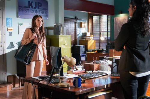 EastEnders spoilers: Suki Panesar and Ruby Allen's evil plan to destroy the Slaters
