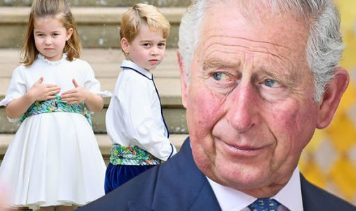 Princess Charlotte and George are Prince Charles's priority as he pens birthday editorial