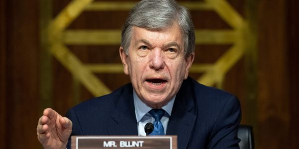 Republican Sen. Roy Blunt said he thinks 'we're going to see litigation' for the 2020 election
