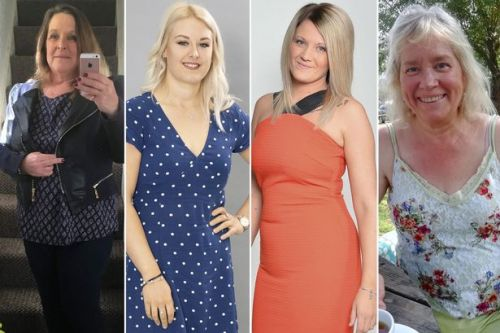 Women share secrets of 2019 diet results to help shed stones before Christmas