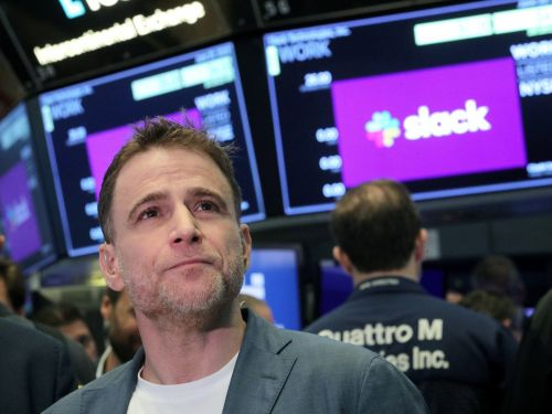 Slack CEO Stewart Butterfield says Salesforce's $27.7 billion deal to buy his workplace chat app will prove to be as historic as the launch of Windows 95 or the invention of the cloud