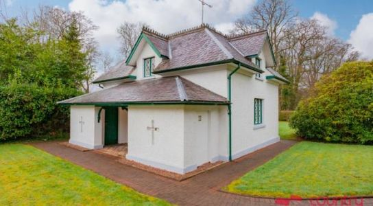189-year-old Ballymena gate lodge up for sale